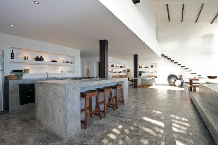 top per cucine marmo elegante design moderno