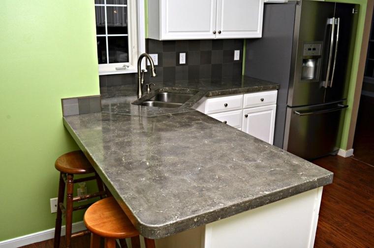 top per cucine marmo semplice pratico