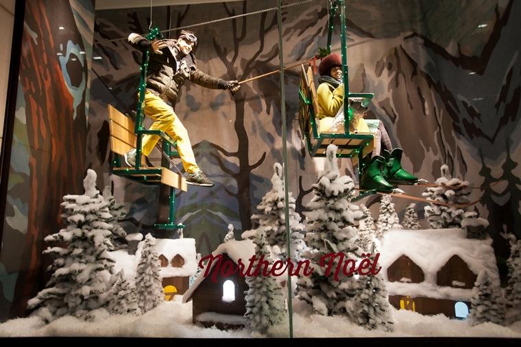 vetrine natalizie addobbate natale modo particolare