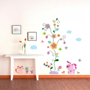 Cameretta bambini: colori pareti, decorazioni e design moderno