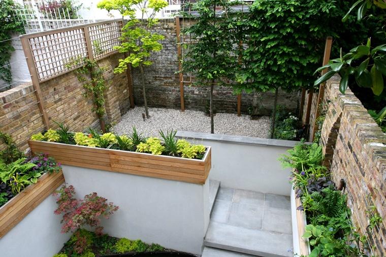 alberi da giardino idea spazio piccolo