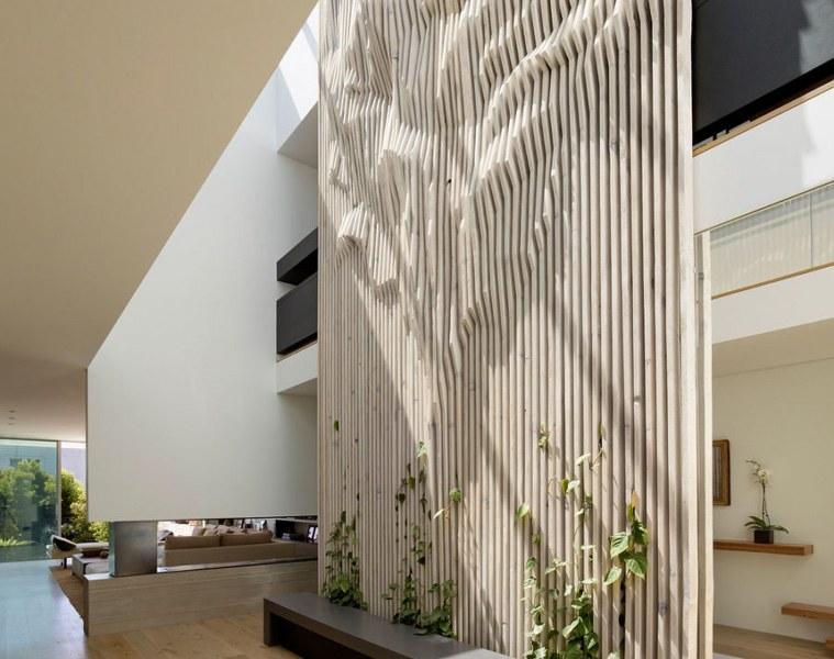 architettura interni design semplice pratico soggiorno