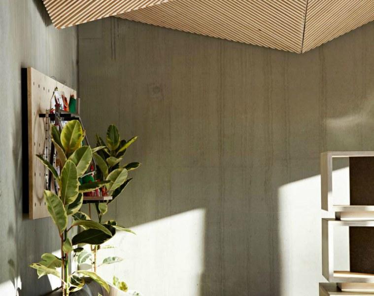 architettura interni idea originale moderna