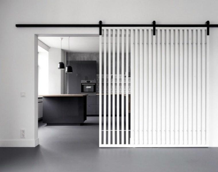 architettura stile minimal cucina design sobrio elegante