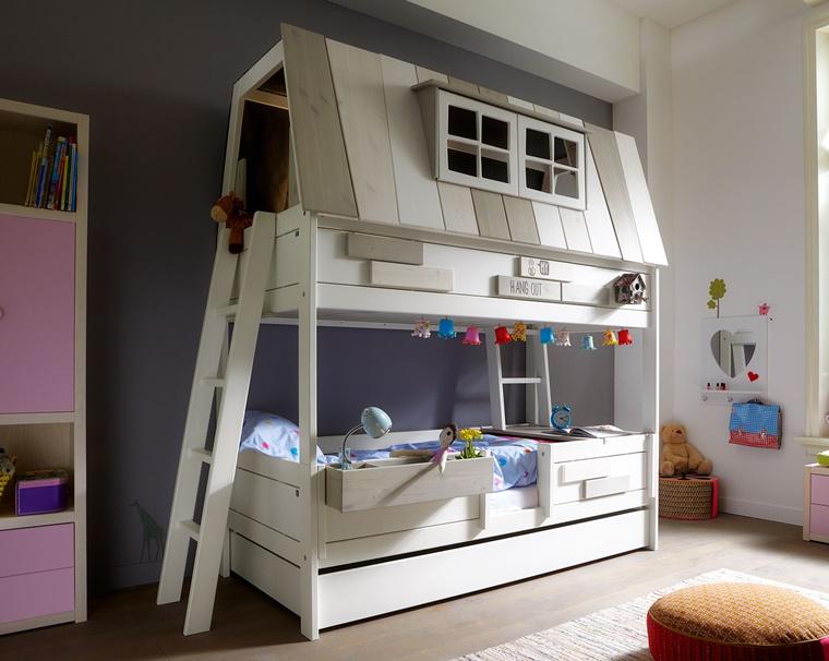 Arredamento camerette: idee creative per il nido dei bambini - Archzine.it