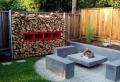 Arredamento giardino e decorazioni fai da te in calcestruzzo
