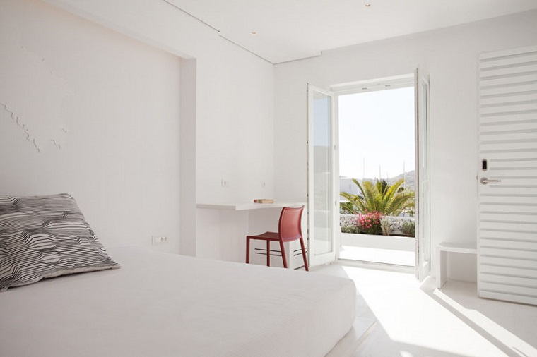 arredamento hotel design moderno semplice contemporaneo