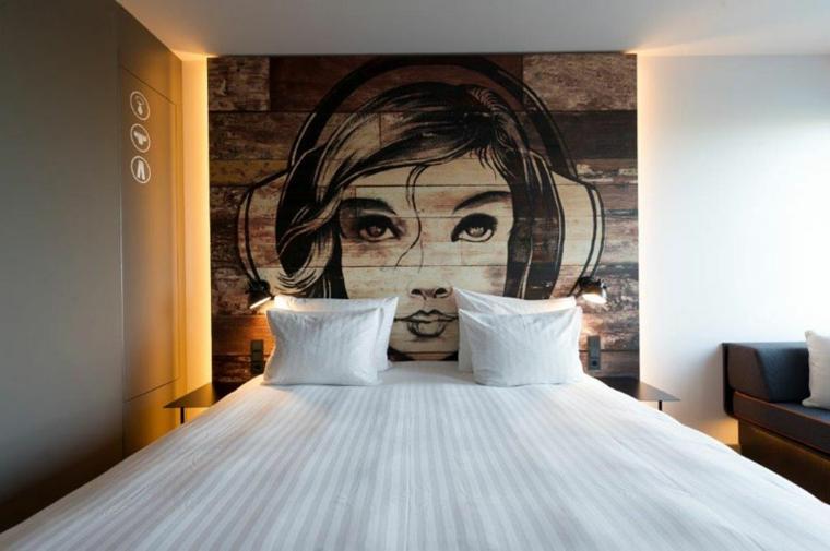 arredamento hotel semplice decorazioni particolari