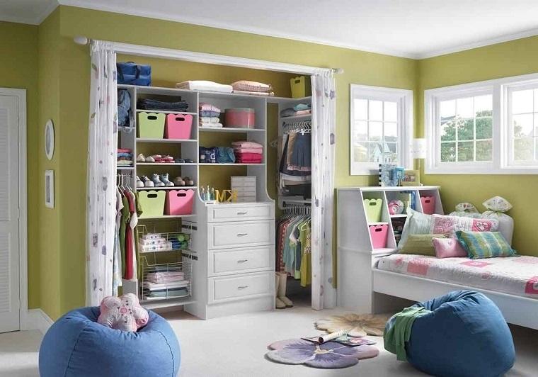 Camerette bambini idee di arredamento per ogni fascia d 39 et - Arredamento camera ragazza ...