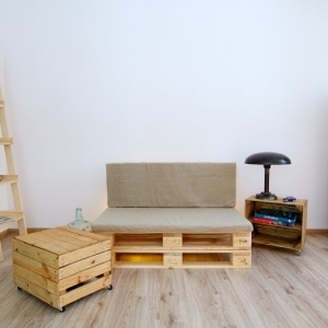 Testiera letto fai da te idee originali creative e for Arredo fai da te camera da letto