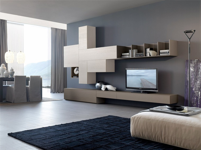 Stunning Soggiorno Stile Moderno Pictures - Amazing Design Ideas ...