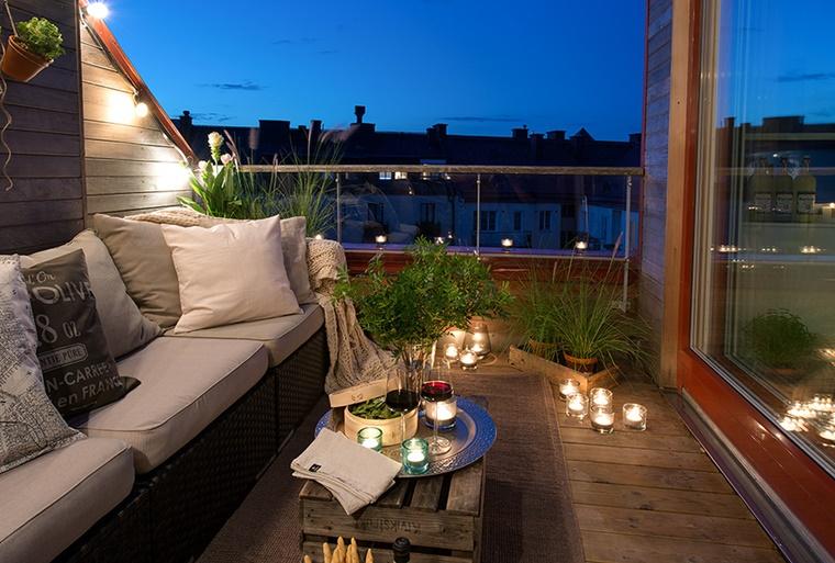 Arredo esterno in pallet e altre proposte interessanti per - Arredo terrazzo idee ...