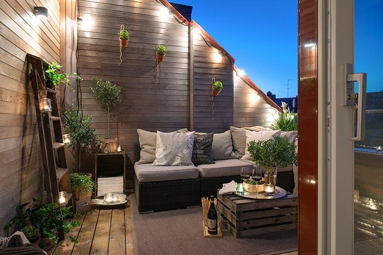 Best Arredamento Terrazzo Esterno Pictures - Idee Arredamento Casa ...