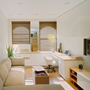 arredare salotto in stile moderno con idee e suggerimenti di ... - Come Arredare Un Soggiorno Stretto E Lungo 2