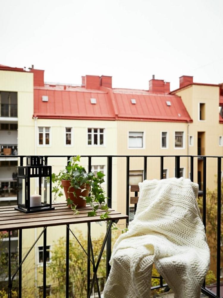 balconi moderni arredi ringhiere in ferro battuto