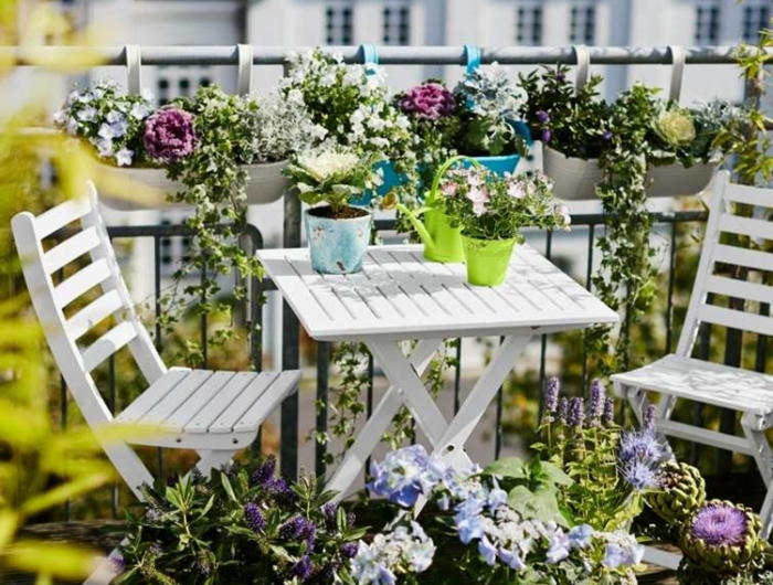 Balconi con ringhiere in ferro battuto - dal classico al moderno