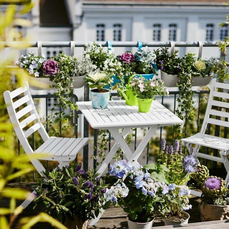 Emejing terrazzo fiorito tutto l anno contemporary amazing design balconi