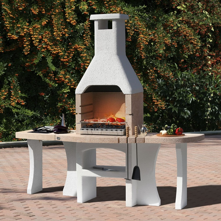 barbecue in muratura idea freestanding