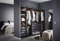 Cabina armadio in camera da letto – il sogno di ogni donna