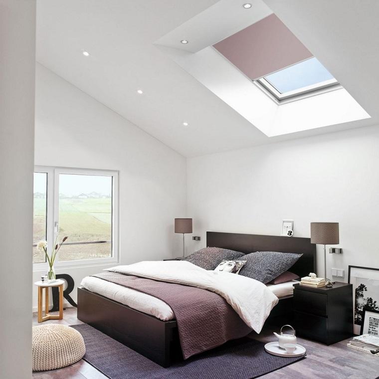 Mansarda: ecco come creare una camera da letto comoda e di ...