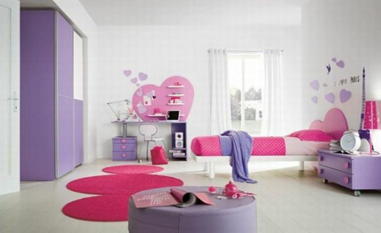 Camera ragazza - 12 idee originali per una stanza da sogno ...