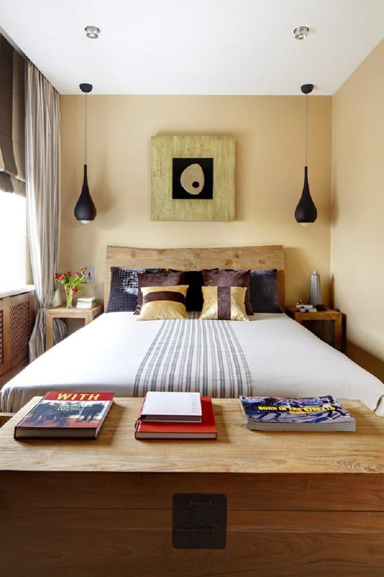 Stanze da letto - 12 idee funzionali per uno spazio piccolo ...