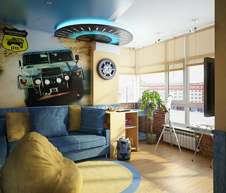 camera per ragazzi adolescenti stile vintage