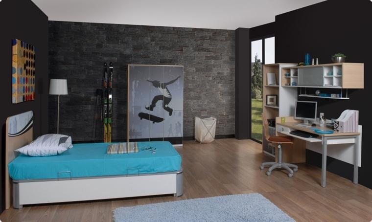 camere ragazzi di design moderno idee creative da copiare. Black Bedroom Furniture Sets. Home Design Ideas