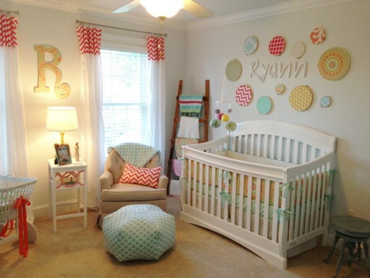 Arredare Cameretta Bebè : Cameretta neonato ecco alcune idee per arredare uno spazio piccolo