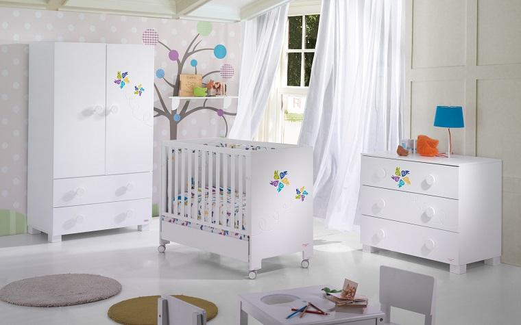 Arredamento camerette neonati camerette per neonati with for Arredamento neonato