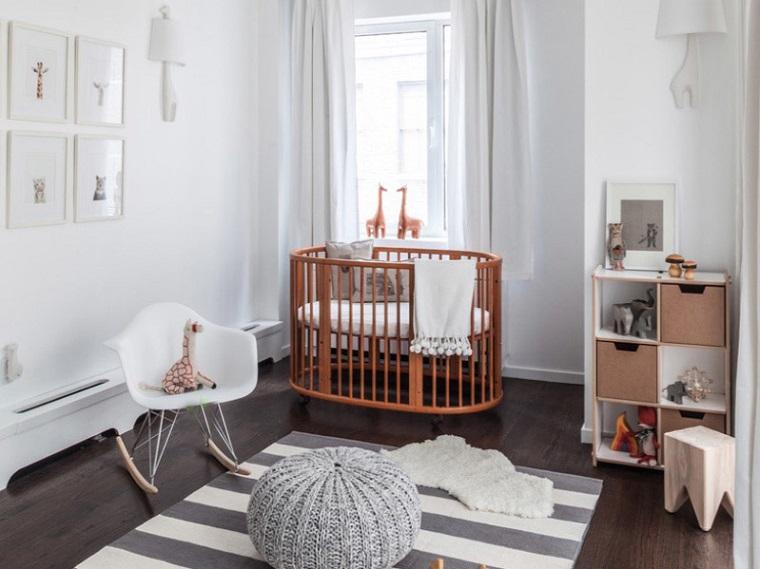 Decorazioni Per Camerette Per Bambini : Camerette per neonati tante idee per la decorazione archzine