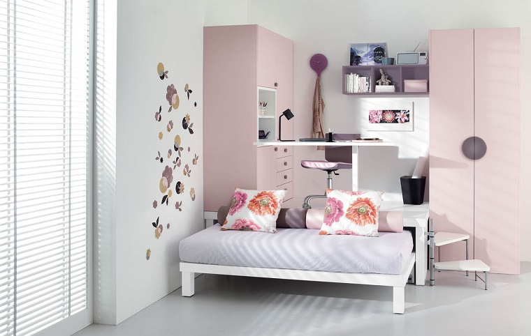 Camerette piccole e grandi idee per arredare e decorare - Mobili per bambini design ...