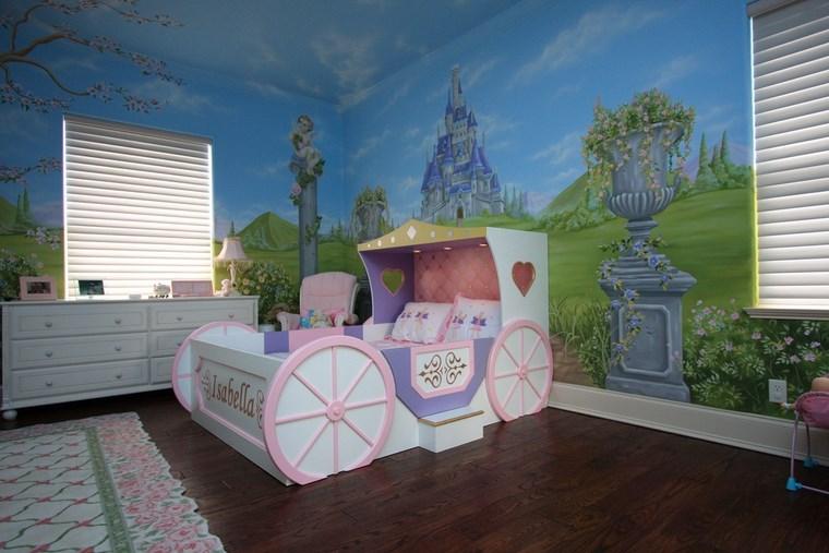 Cameretta bambini colori pareti decorazioni e design moderno for Arredamento camerette ragazzi