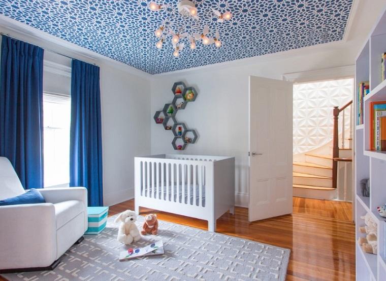 Decorazione Armadio Bambini : Carta da parati per decorare la cameretta dei bambini foto