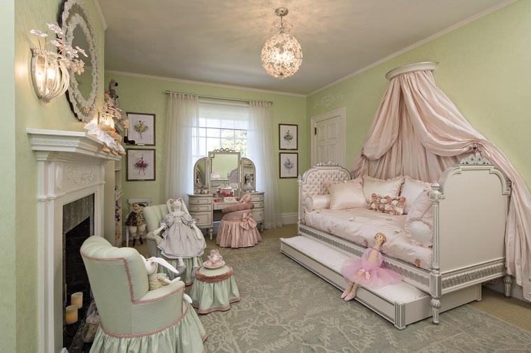Camerette Neonati Shabby Chic : Camerette neonati tante idee dolci e romantiche per le femminucce