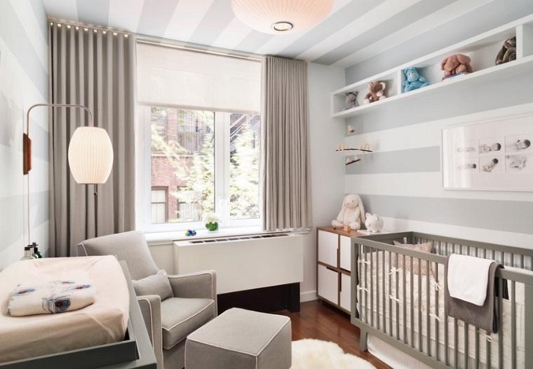 Decorazione Pareti Per Bambini : Camerette per neonati: tante idee per la decorazione archzine.it
