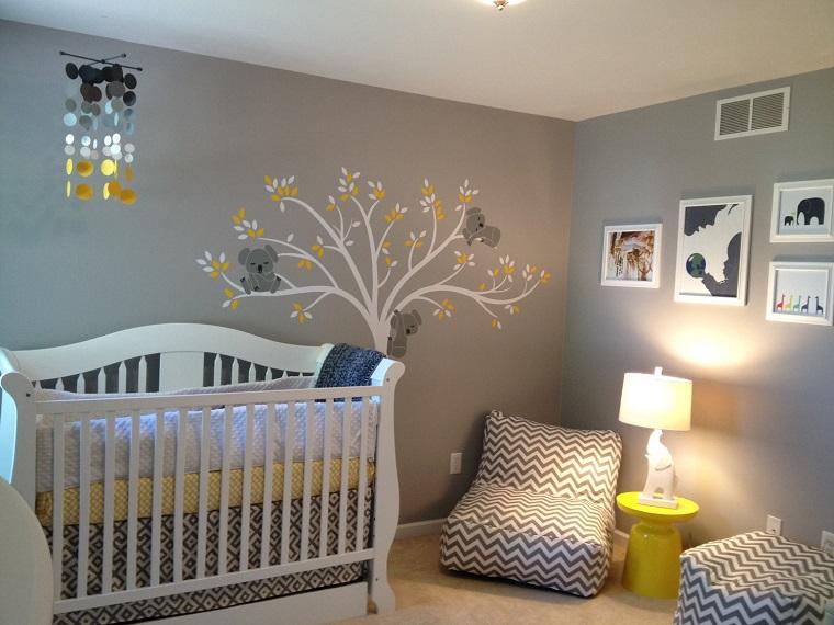Camerette piccole e grandi idee per arredare e decorare for Arredamento camerette neonati