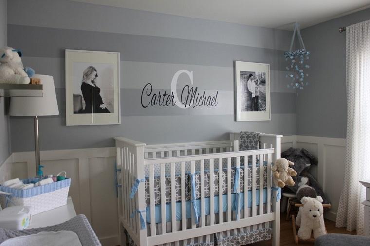 Camere Per Bambini Neonati : Camerette piccole e grandi idee per arredare e decorare archzine