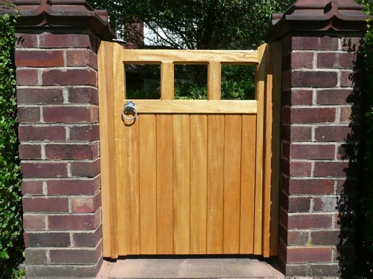 Cancelli Di Legno Fai Da Te : Cancelli in legno da giardino piccoli trucchi di bricolage
