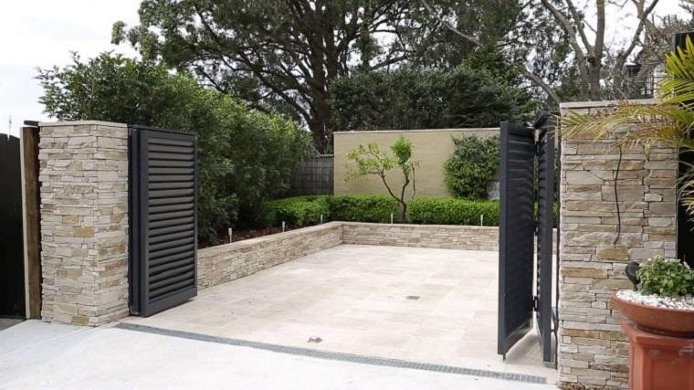 Cancelli Tante Idee Per La Vostra Porta Da Giardino Ideale