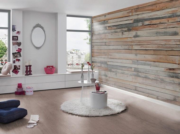 Arredare Soggiorno Con Carta Da Parati : Carta da parati per arredare le pareti in soggiorno tantissime