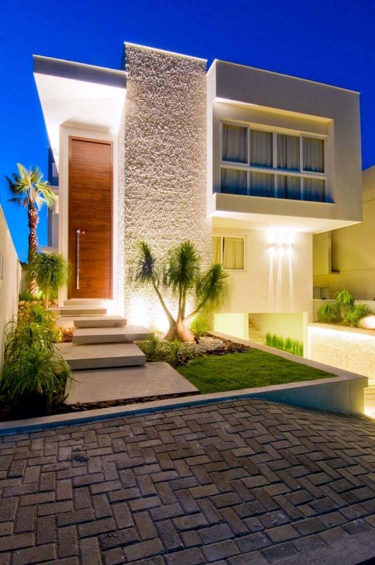 Giardini Per Case Moderne progettazione giardini in stile minimal - tantissimi spunti