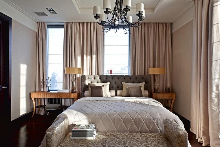Colori pareti camera da letto idee eleganti e raffinate - Colore in camera da letto ...
