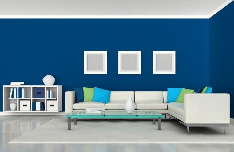 Parete soggiorno proposte e suggerimenti per realizzarle in stile