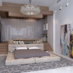 colori pareti - 24 idee attuali per una casa moderna - archzine.it - Colori Pareti Camera Da Letto