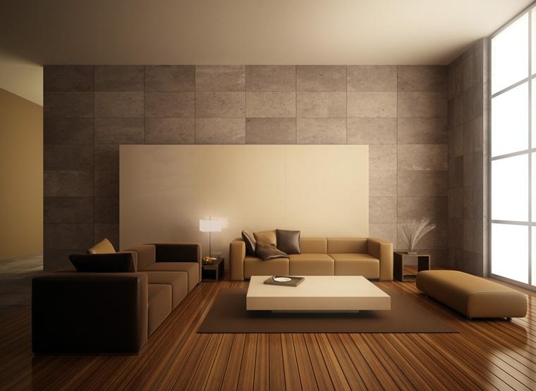 Colori pareti 24 idee attuali per una casa moderna - Colori interni casa moderna ...