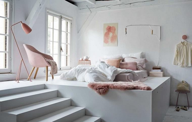 colori pareti idea classica bianco