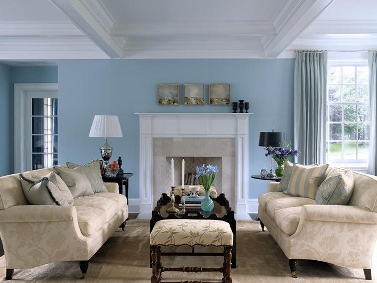 Colori per pareti idee per ogni ambiente della casa for Arredamento della casa