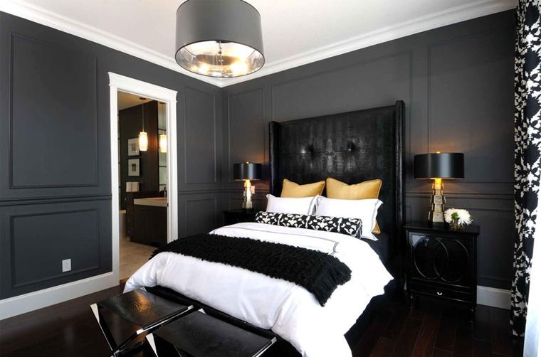 Colori Rilassanti Per Pareti Camera Da Letto : Colori per pareti idee per ogni ambiente della casa archzine