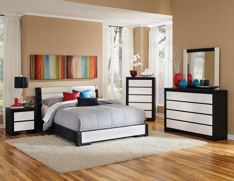 Colori per pareti idee per ogni ambiente della casa - Colori per camera ...